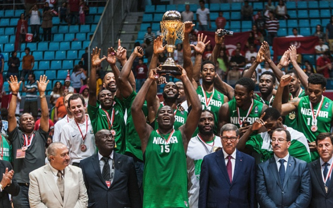 Oyedeji Delighted with Nigeria's Luck in 2019 FIBA World Cup qualifiers draw