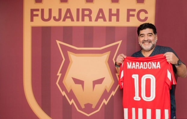 Maradona back on the Job, Argentine Legend will coach UAE second division side