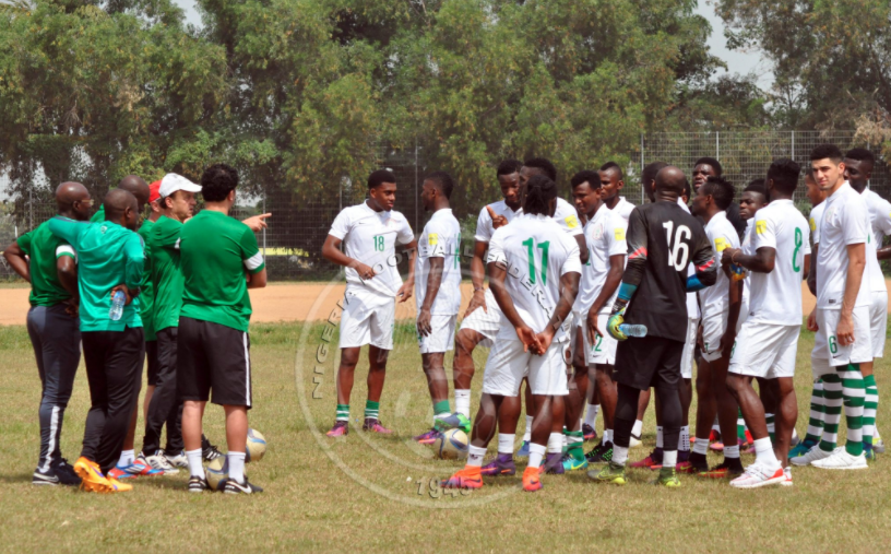 Get it Right! Amun Tasks NFF on France Camp Logistics