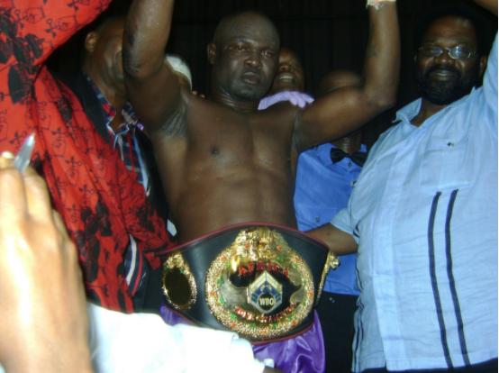 "Bukom Banku Wants Anthony Joshua… declares ""I will beat him Hands Down"""