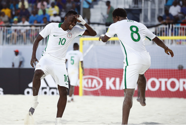 Abu Azeez's Winner vs. Mexico Nominated for GotT ( Click and Vote)