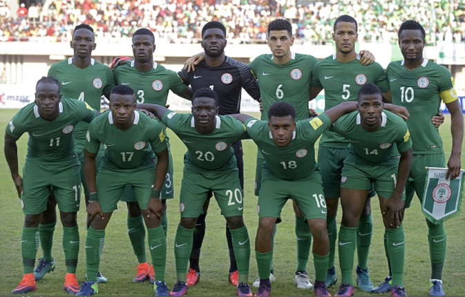 NFF Gurantees High Profile friendly before World Cup qualifier vs. Cameroon