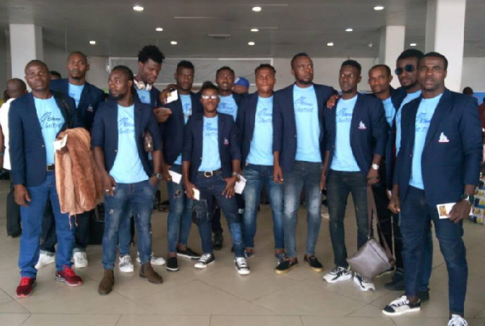 Ovoke Out of Club Africain Clash as Rivers United depart for Tunisia