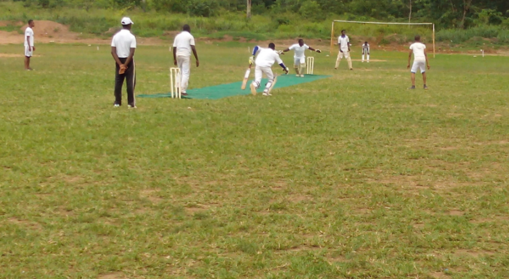 Cricket Ovals completion excites Onyeama