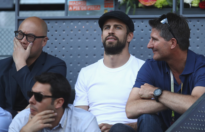 Gerard Pique Receives Support on Proposed Tennis World Cup