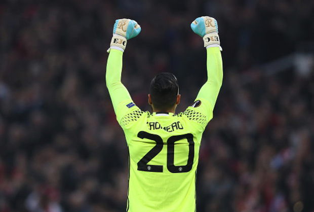 Romero gets nod for Europa League Final