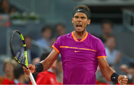 Madrid Open 2017: Rafael Nadal to face Novak Djokovic in semi-finals, Halep through