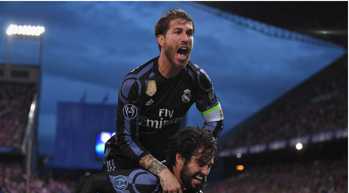 Real Madrid sail through to the UCL final after a nervy loss to Atletico