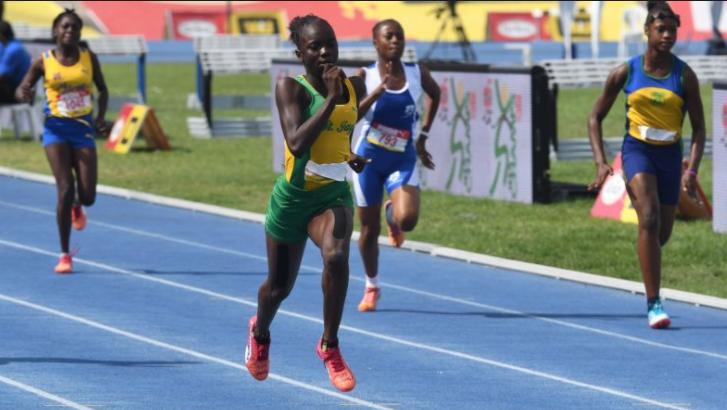 Champs conveyor belt keeps Jamaican sprinting's speed feed flowing