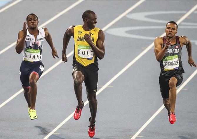 Lyston, Usain Bolt