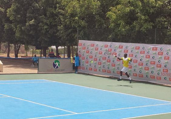 Nigeria impresses ITF as Tombim Abuja Open serves off