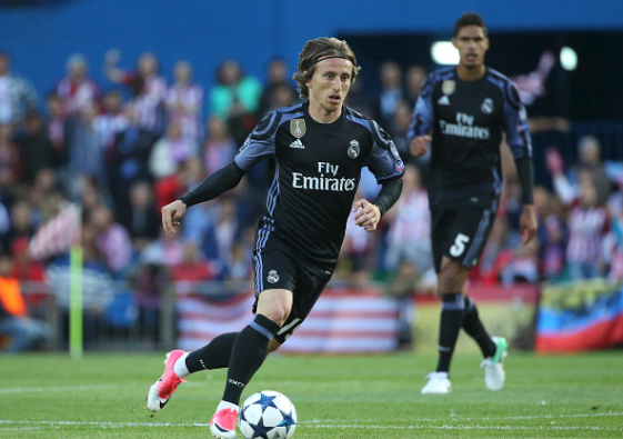 All hail Luka Modric, the maestro who makes Real Madrid's superstars tick