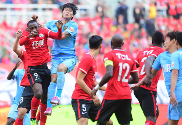 Anthony Ujah inspires Liaoning to 2-1 win against Chongqing Lifan