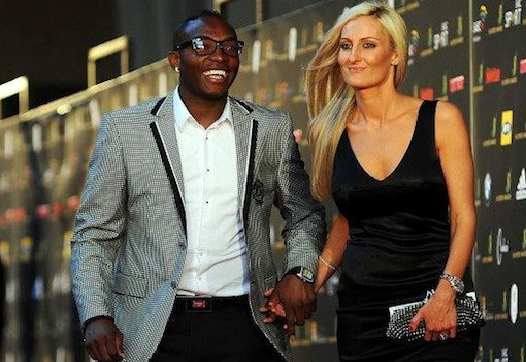 Benni McCarthy's Wedding Pictures