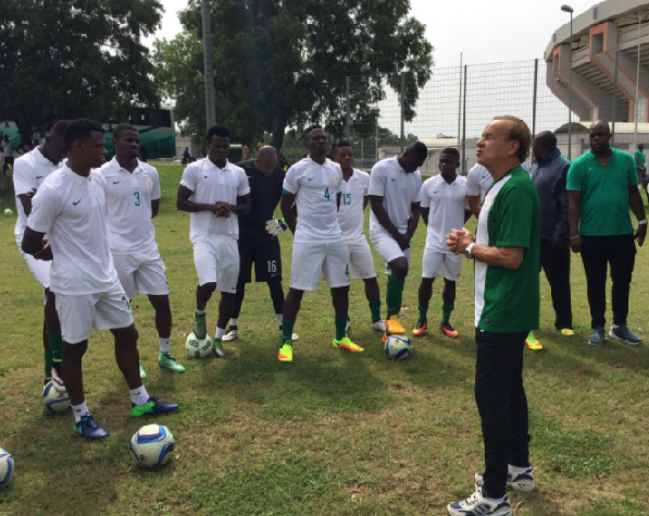 NFF confirms Corsica, Togo friendlies for Eagles… Onyekuru Invited