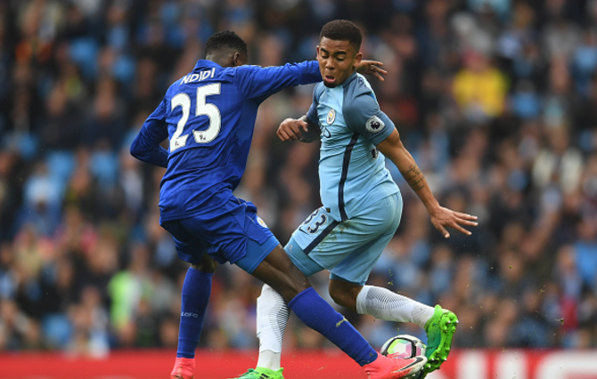Wilfred Ndidi's Leicester City Hard done by in 2-1 defeat to Man City