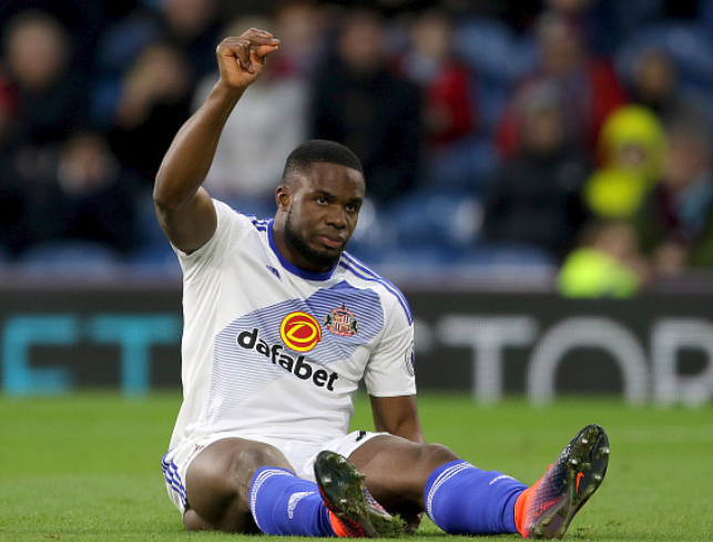 Anichebe Limps out of Sunderland PL Match as Injury bout reoccurs