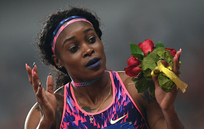 Elaine Thompson Clocks 10.78 to pick 100m top Prize in Shanghai