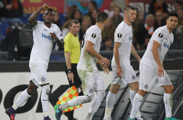 He Just Can't Stop Scoring! Olanrewaju nets a Brace for Austria Wien in 3-0 win