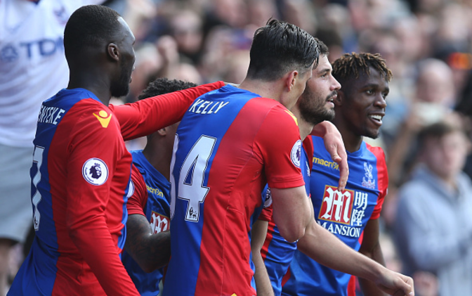 Palace Safe, Hull Go Down after 4-0 defeat