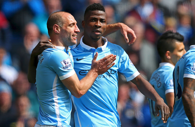 Guardiola begins clear out: Pablo Zabaleta off to West Ham United, Kelechi Next