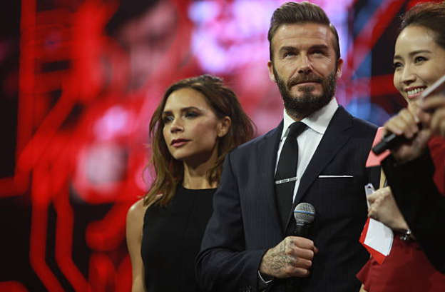 Never! David Beckham denies he's Buying his Wife a £7m private island