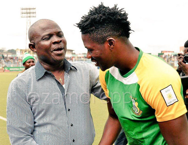 I Love Pillars, the Fans…I'm Excited we Resolved My Transfer – Alimi