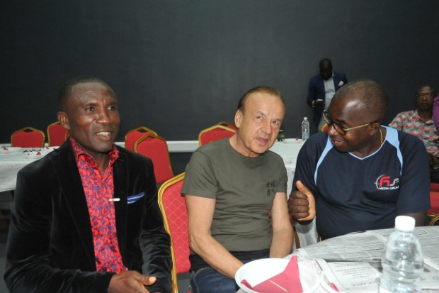 Jonathan Akpoborie Rues state of Nigerian Football