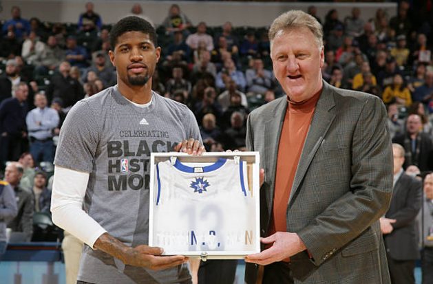 Hall of Famer Bird resigns as Pacers president