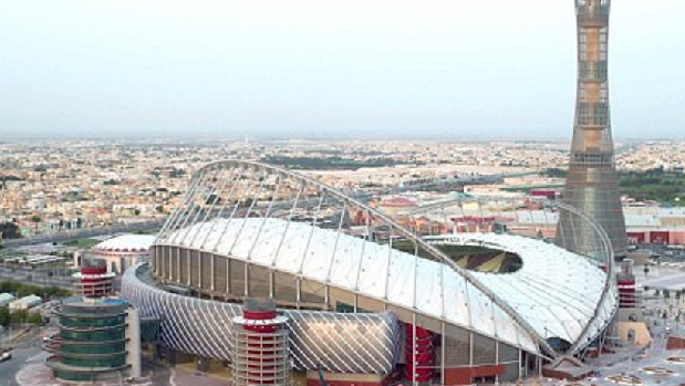 Qatar's first air-conditioned 2022 World Cup venue has work completed