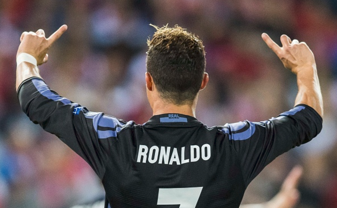 Ronaldo puts Europe's Goal King debate to Rest, dwarfs Messi, Edge Greaves