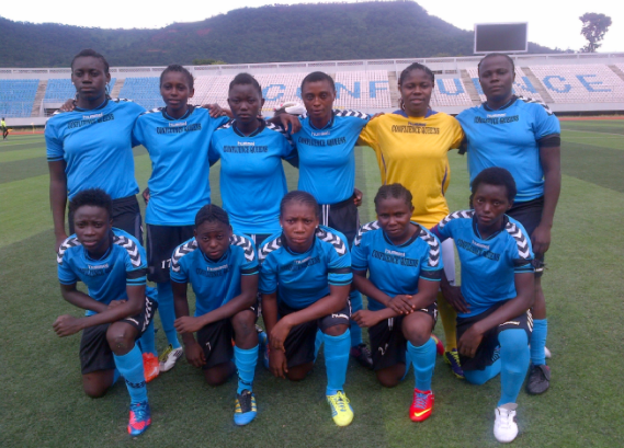 Confluence Queens Coach Okala: Football Is Unpredictable