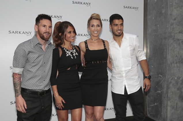 Fabregas Joins Messi and Suarez as their Partners Launch Boutique in Spain
