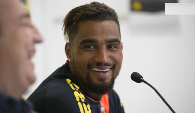 KP Boateng Extends Las Palmas Stay till 2020