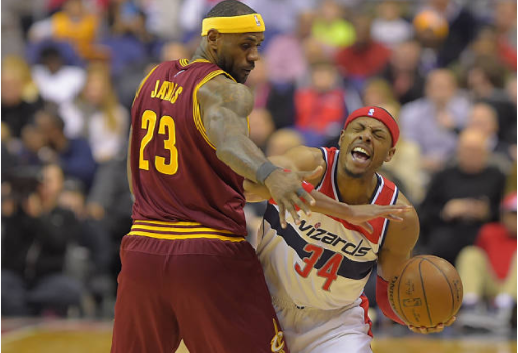 LeBron James Touts Paul Pierce's Hall Of Fame Credentials After Ex-Celtic's Retirement