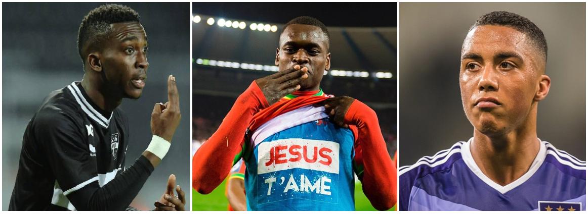 Onyekuru, Tielemans up for Young Player of the Season Award in Belgium