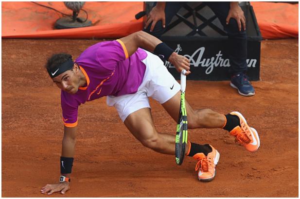 Dominic Thiem ends Rafael Nadal's unbeaten run on Clay