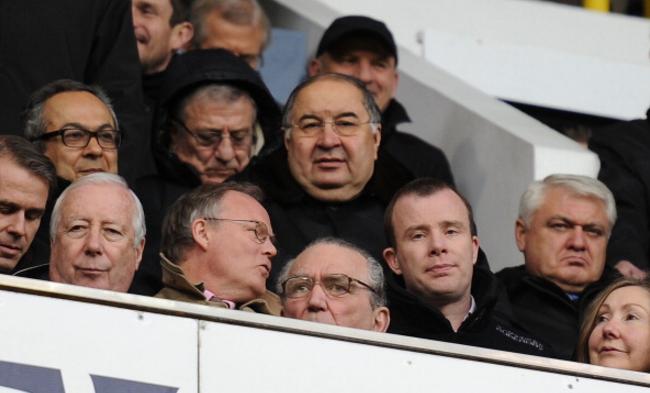 Arsenal shareholder Alisher Usmanov makes £1billion bid to take full control