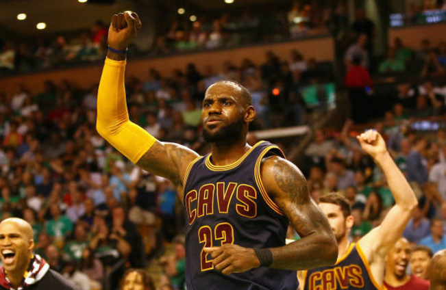 Boston 86-130 Cleveland: Cavs deal Celtics record playoff blowout