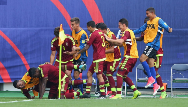 FIFA U20 World Cup: Venezuela Stuns Germany in World Cup Opener