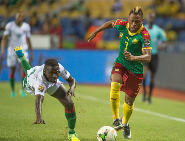 Clinton N'Jie dropped from Cameroon squad for Confederations Cup