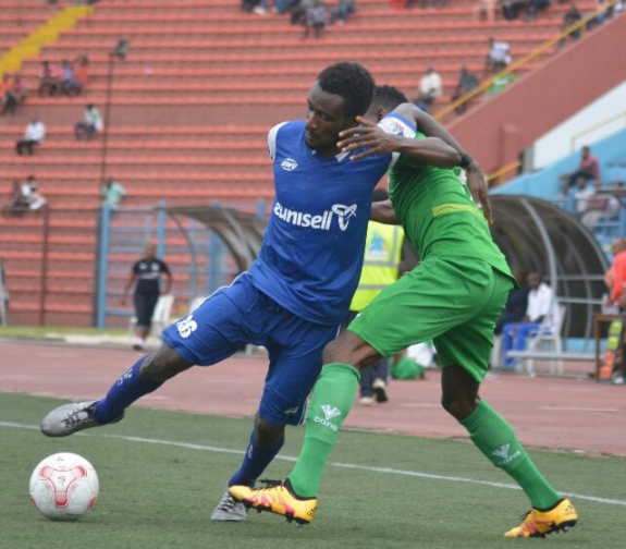 "Kabiru Dogo Laments NPFL Break after 1-0 defeat to ""Lucky"" Rivers United"