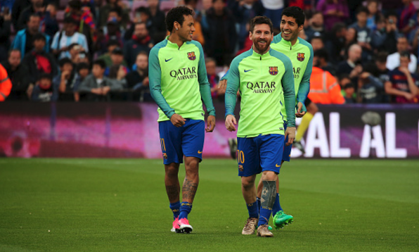 La Liga: MSN attempting to overcome Barcelona goalscoring record