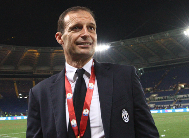 Juventus Seal Scudetto, declare Allegri era ´absolutely not over´