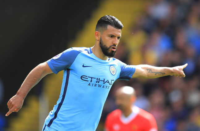 Aguero improves Goals record and joins elite Premier League club