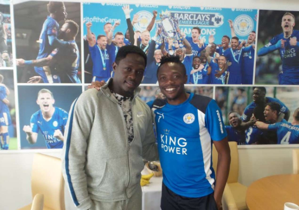 Ahmed Musa to open ₦500m sports complex in Kano