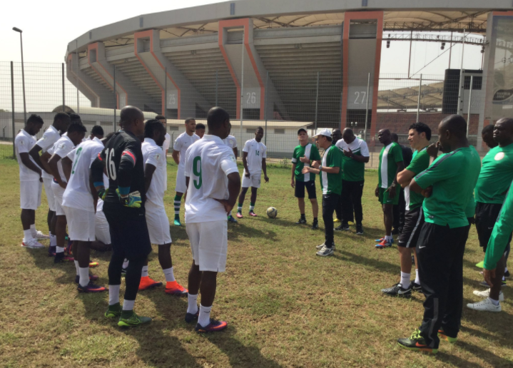 NFF drops Imama Amapakabo from Corsica Trip