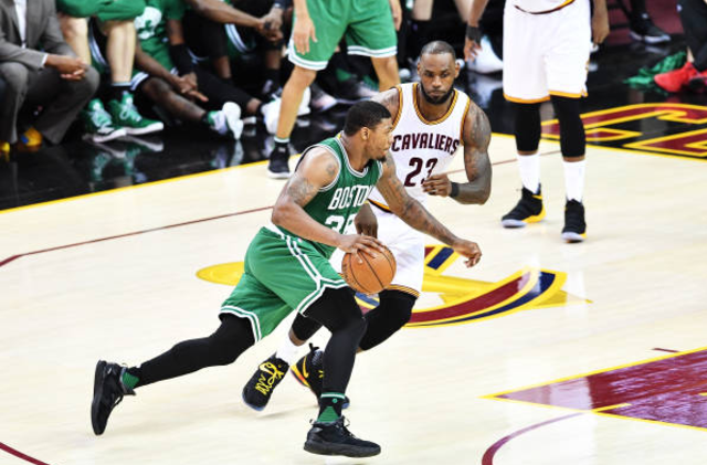 Celtics' Marcus Smart Steps Up For Amazing Game 3 Performance
