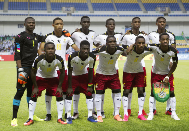 Ghana's U17 team hit by malaria ahead of Niger semi-final showdown