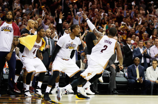 Cavaliers 112–99 Celtics: Kyrie Irving career-high 42 points decides Game 4